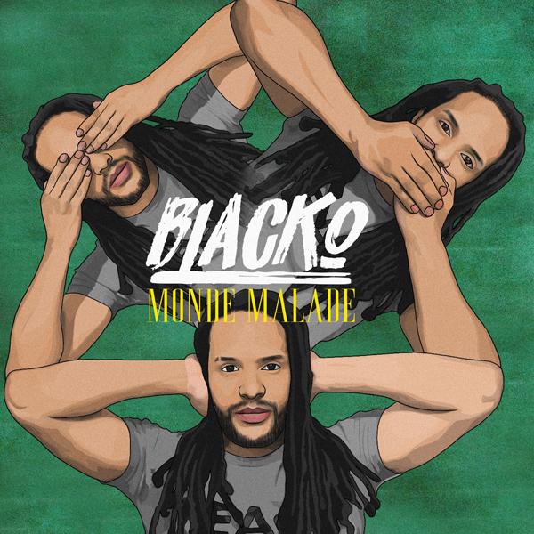 Blackoest de retour avec son nouveau singleMonde Malade