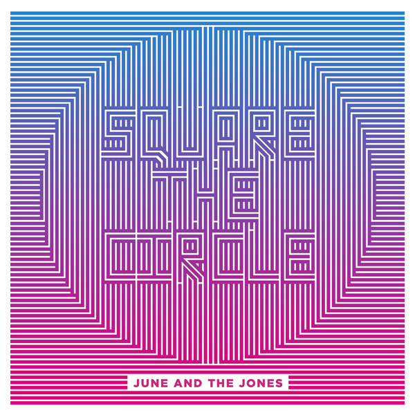 June and the JonesdévoilentIn My Head