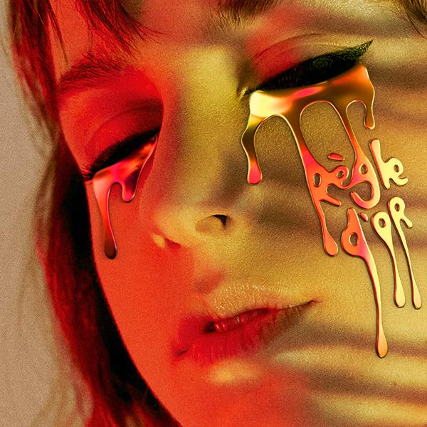 Marie-Gold sort son album Règle d'Or